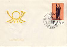 Ersttagsbrief DDR MiNr. 2145, Staatliche Museen Berlin: Bronzeplastiken