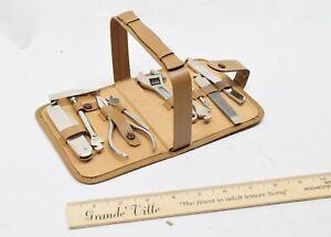 Germany Tool Kit Set, Pristine, Solingen