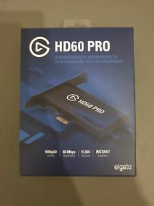 Elgato HD60 Pro Game Capture Card Top-Zustand