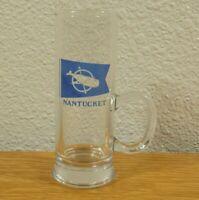 """NANTUCKET Massachusetts 3.75"""" Inch Tall Collectible Travel Souvenir SHOT GLASS"""