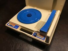 Vintage Fisher Price turntable record player 1978