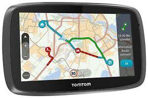 TomTom GO 510 M World 152 Lifetime HD-Traffic + Free LMU 3D Maps Tap&Go GPS WOW