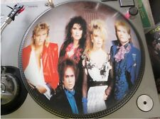 Heart - What About Love Mega Rare Picture Disc Promo Single LP