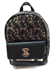 Harry Potter Hoghwart Backpack Ladies/Girls with Adjustable Shoulder Straps.