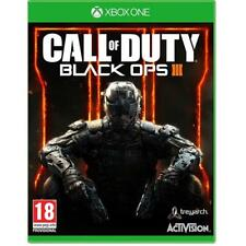 Call of Duty Black Ops 3 XBox One - New Sealed III UK SELLER COD X S 1