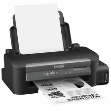 EPSON M100 Ink Tank System Printer With Network &1 Year Manufacture Warranty