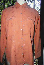 MOTHERHOOD Corduroy Shirt Size L