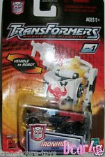 Transformers Robots In Disguise R.i.D - Spychanger Ironhide Mint