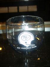 1970'S San Francisco 49Er'S Nfl Drinking Glass