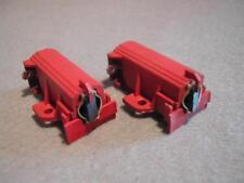 Hoover bonbon 4900046 semelle rouge Moteur lave-linge BROSSE CARBONE x 2