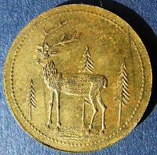 Trade token - jeton - Bulgaria - Gorska Industria - Forrest Industry - 5 stot.