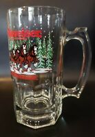Vintage 1989 Anheuser-Busch, Inc. King of Beer Budweiser Glass Stein