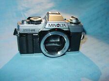 MINOLTA   XG - M  Analoge Klein Bild Kamera