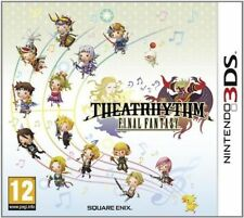 Theatrhythm Final Fantasy for Nintendo 3ds Game Stickers Manual