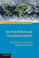 Jus Post Bellum and Transitional Justice (Paperback or Softback)