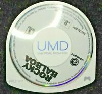 Rocky Balboa PSP Disc Only UMD Only Rare Video Games Playstation