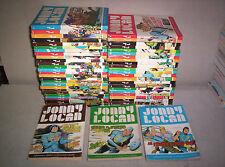 JONNY LOGAN SERIE COMPLETA 1/56(-3 NUMERI) DARDO 1972 MB/OTTIMA TIPO ALAN FORD