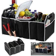 Car Boot Organiser Collapsible Parts Tools Storage Box Trunk Multipurpose Bag
