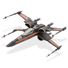 Star Wars Force Awakens Die Cast Poe Dameron X Wing Model Disney Store BNIB