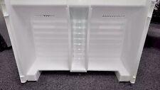 1147 Whirlpool Refrigerator freezer door bin and divider W10594047 W10507444