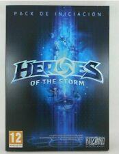 Heroes of the Storm - Pack de Iniciación - PC - Nuevo a Estrenar