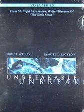 Unbreakable DVD 2000 Region 1 US IMPORT NTSC by Bruce Willis Samuel L
