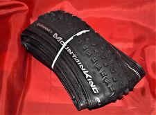 "Continental Reifen Mountain King 29 x 2.2"" 55-622 Fahrradreifen 2.2 schwarz falt"