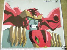 TRANSFORMERS BEAST WARS NEO MAGMATRON ANIME PRODUCTION CEL 6
