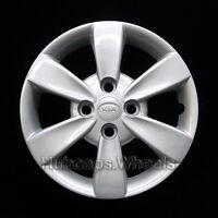 Kia Rio 2007-2011 Hubcap - Genuine Factory Original OEM 66018 Wheel Cover