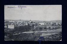 alte AK Pelhřimov (deutsch Pilgram oder Pilgrams) Stadt in Südböhmen 1915