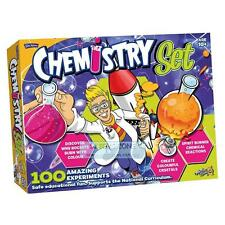 Chemistry Set Kids Science Lab Game Toy