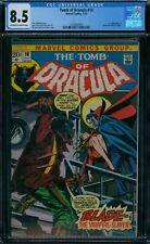 Tomb of Dracula 10 CGC 8.5  1st Blade