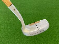 """OTEY CRISMAN 4 HB Hickory Shaft PUTTER 35"""" Right Handed Classic Vintage Wood"""