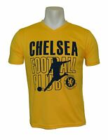 chelsea fc soccer jersey youth kids football white official licensed away new