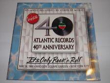 Led Zeppelin - Atlantic 40th Anniversary Concert Programme 1988 RARE