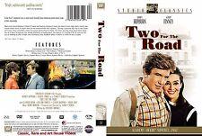 Two For the Road ~ New DVD ~ Audrey Hepburn, Albert Finney (1967)