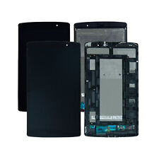 For LG VK815 VK-815 G Pad X 8.3 Black LCD Display Touch Screen Replacement Frame
