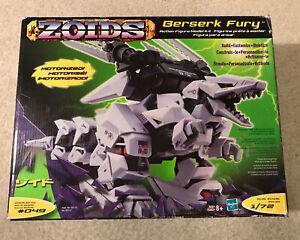 Zoids Berserk Fury #049 Motorized Action Figure Model Kit 1/72 Tyrannosaurus
