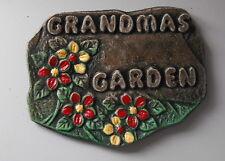 """""""""""GRANDMAS GARDEN """""""""""" **** Garden  House Wall Plaque Sign. NEW DESIGN Gran"""