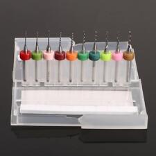 0.6-1.5mm PCB Print Circuit Board Carbide Drill Bit Mini Micro Drill Bits Kit
