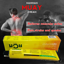 100G Namman Muay Thai Boxing Analgesic Cream Massage Muscle Pain Relief Aches