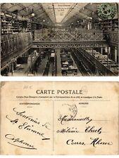 CPA Manufacture d'Armes et Cycles ST-ETIENNE Le Hall (378062)