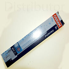 UV-C UVC OSRAM Puritec HSN L 9W Lampada Piedistallo G23 Teichklaerer