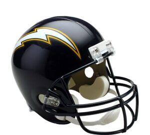 NFL Mini Helmet San Diego Chargers Throwback Riddell 1988-2006 Helmet Football