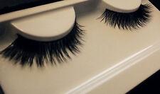 100% Real Natural MINK 3D Celebrity Lilly Thick Flutter Lashes Reduce Sale MJ UK