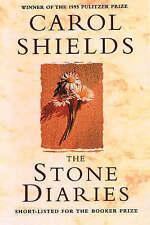 The Stone Diaries, Carol Shields | Paperback Book | Good | 9781857022254