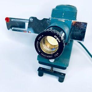 Vintage Argus 200 FILM Slide Projector Viewer Photography Retro Slide Projection