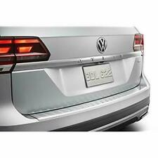 VW Atlas Rear Chrome Bumper Protection Plate Self-Adhesive Free Shipping OEM