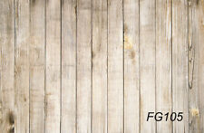 US 5X3FT Rustic Wood Board Vinyl Photography Studio Backdrop Photo Background