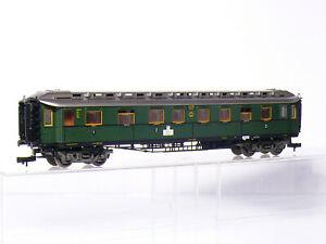 Fleischmann 5082 H0 Express Train Wagon 1 2 3. Class DRG - Lighting - With Flaws